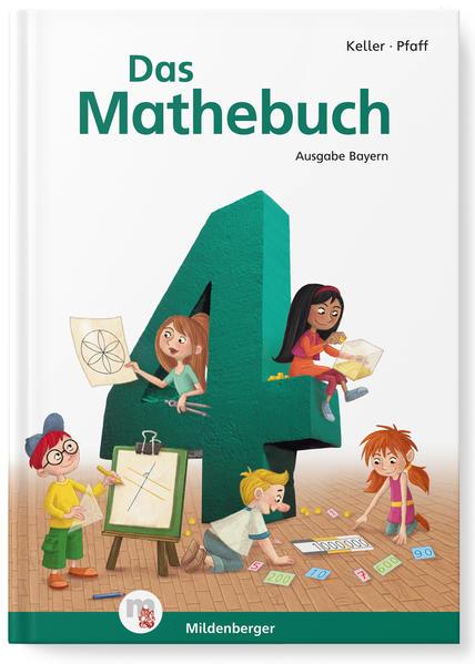 Das Mathebuch 4 – Schülerbuch · Ausgabe Bayern - Coverbild