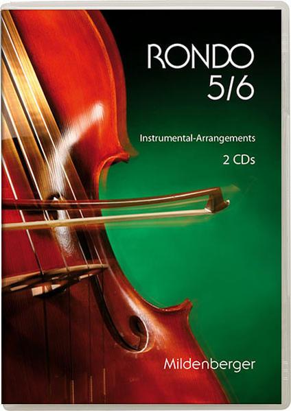 Rondo 5/6 – Instrumental-Arrangements auf CD (Play-back) - Coverbild