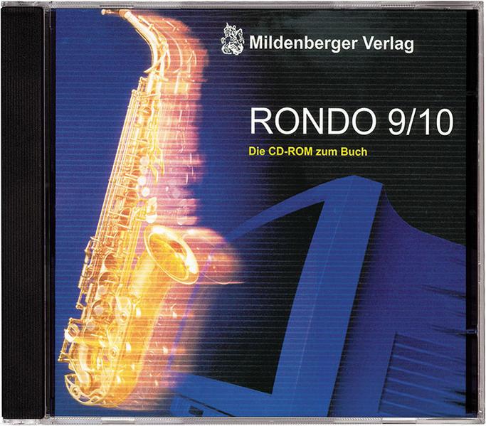 CD-ROM zum Schülerbuch RONDO 9/10 - Coverbild