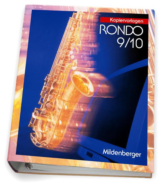 Rondo. Musiklehrgang für weiterführende Schulen / Rondo. Musiklehrgang für weiterführende Schulen - Coverbild