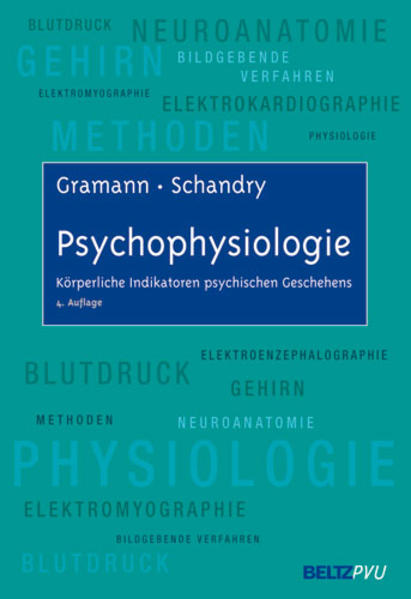 Psychophysiologie - Coverbild