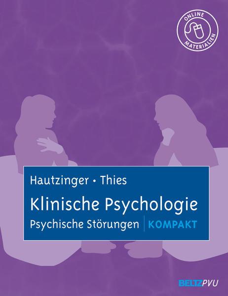 Klinische Psychologie: Psychische Störungen kompakt - Coverbild