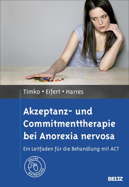 Akzeptanz- und Commitmenttherapie bei Anorexia nervosa - Coverbild
