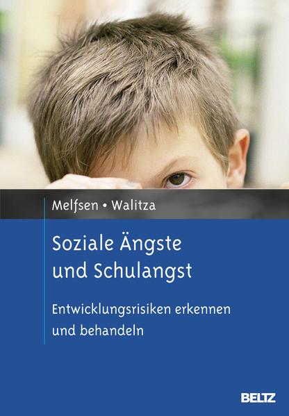 Soziale Ängste und Schulangst - Coverbild