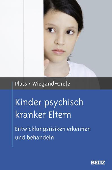 Kinder psychisch kranker Eltern - Coverbild
