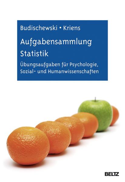Aufgabensammlung Statistik - Coverbild