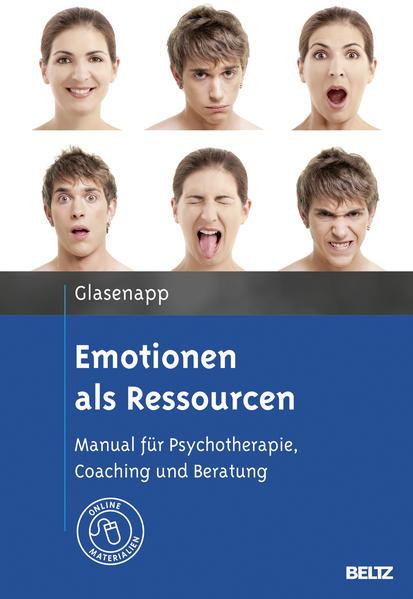Emotionen als Ressourcen - Coverbild