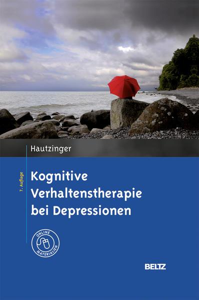 Kognitive Verhaltenstherapie bei Depressionen - Coverbild