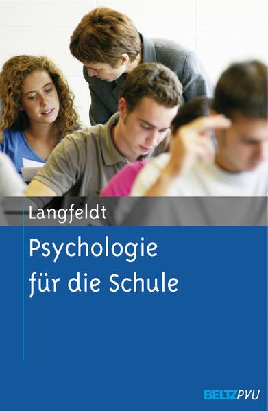Kostenloses Epub-Buch Psychologie für die Schule