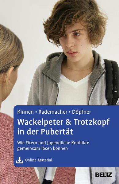 Wackelpeter & Trotzkopf in der Pubertät - Coverbild