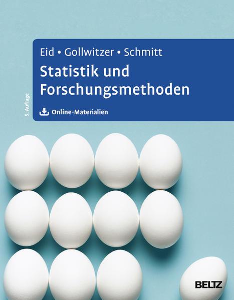 Statistik und Forschungsmethoden - Coverbild