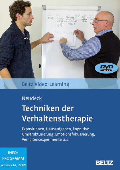 Techniken der Verhaltenstherapie - Coverbild