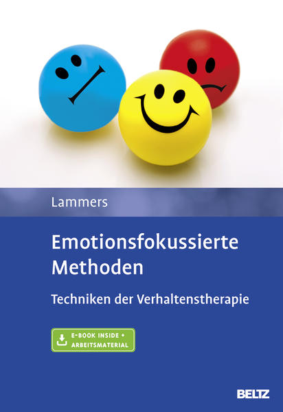 Emotionsfokussierte Methoden - Coverbild