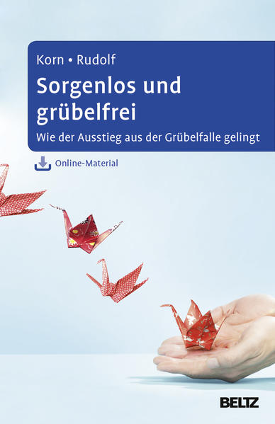 Sorgenlos und grübelfrei - Coverbild