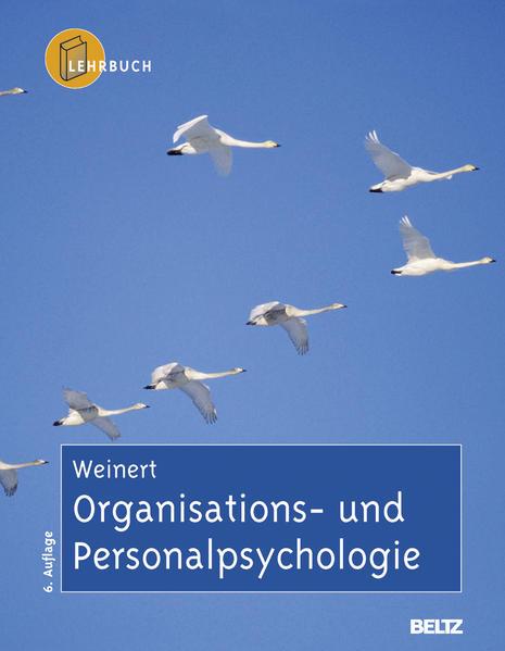 Organisations- und Personalpsychologie - Coverbild