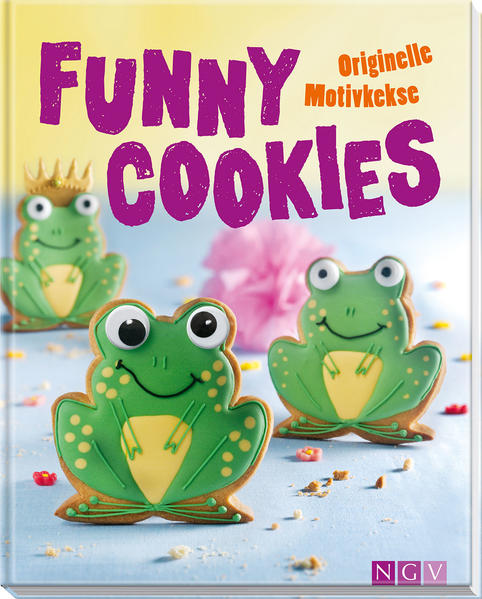 Funny Cookies - Coverbild