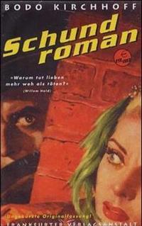 Schundroman Cover