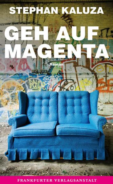Geh auf Magenta - Coverbild