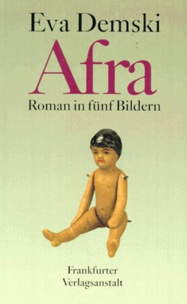 Afra - Coverbild