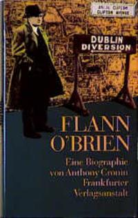 Flann O' Brien Cover