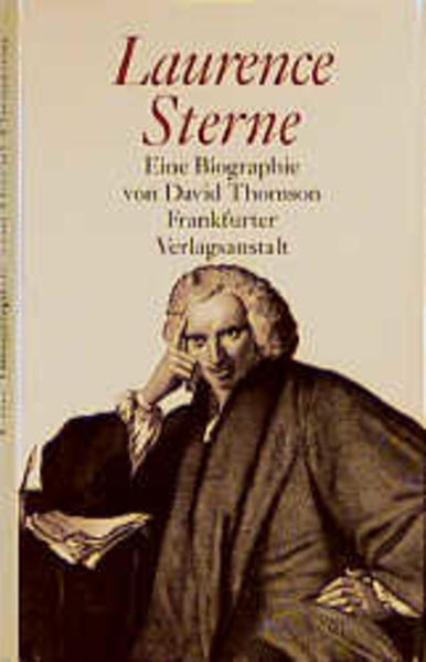 Laurence Sterne - Coverbild