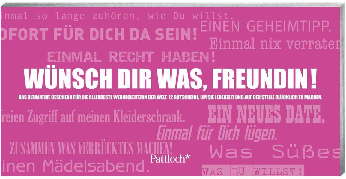 Wünsch dir was, Freundin! - Coverbild