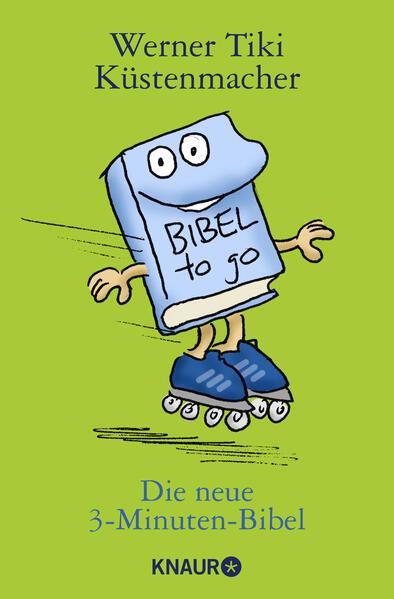 Die neue 3-Minuten-Bibel - Coverbild