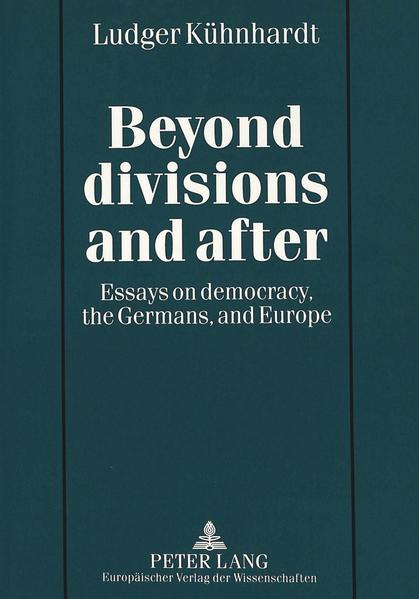 Beyond divisions and after - Coverbild
