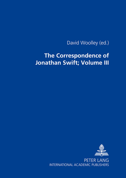 The Correspondence of Jonathan Swift, D. D. - Coverbild