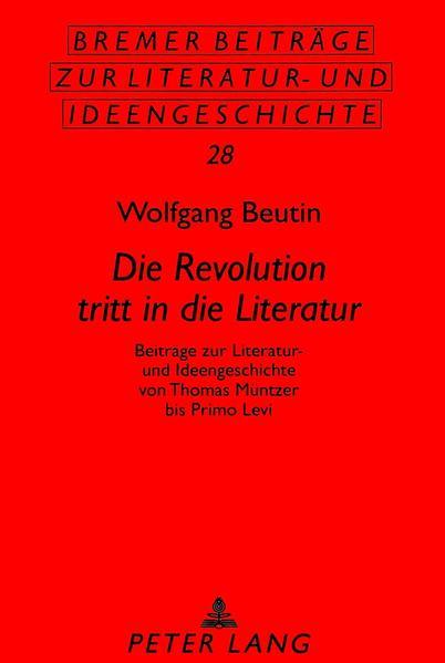 Download PDF Kostenlos «Die Revolution tritt in die Literatur»