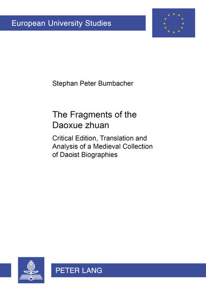 The Fragments of the «Daoxue zhuan» - Coverbild