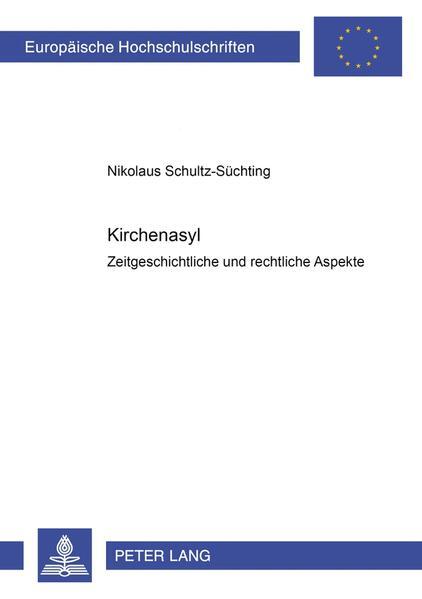 Kirchenasyl - Coverbild
