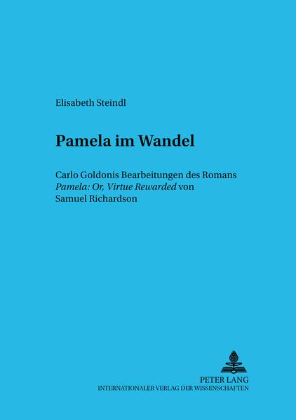 Pamela im Wandel - Coverbild