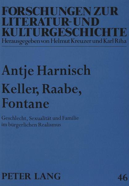 Keller, Raabe, Fontane - Coverbild