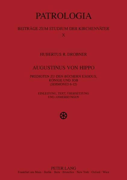 Augustinus von Hippo - Coverbild