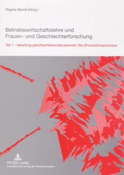 Betriebswirtschaftslehre und Frauen- und Geschlechterforschung - Coverbild