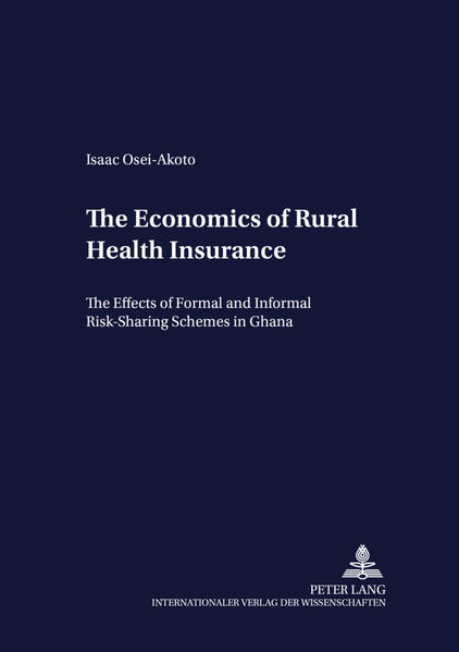 The Economics of Rural Health Insurance - Coverbild