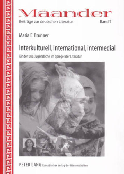 Interkulturell, international, intermedial - Coverbild