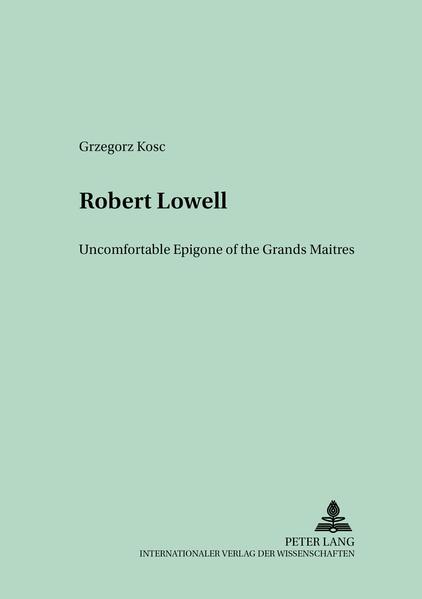 Download Robert Lowell Epub Kostenlos