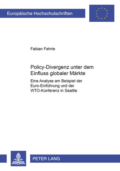 Policy-Divergenz unter dem Einfluss globaler Märkte - Coverbild