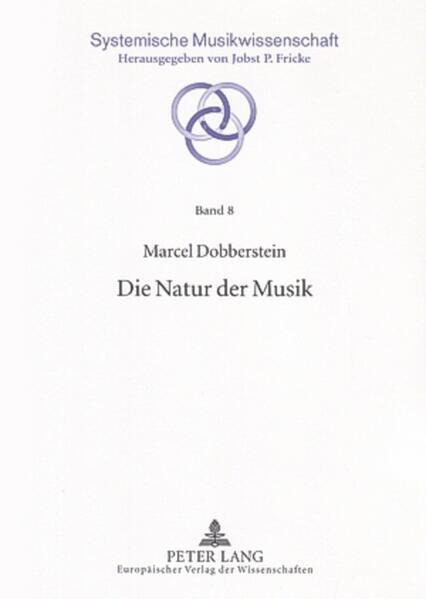 Die Natur der Musik - Coverbild