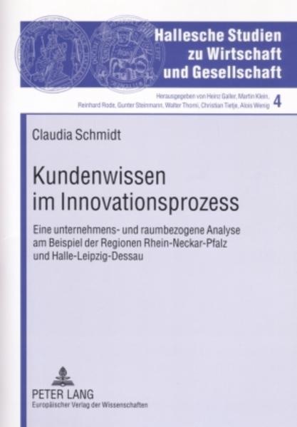 Kundenwissen im Innovationsprozess - Coverbild