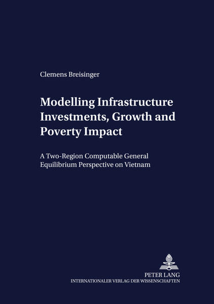 Modelling Infrastructure Investments, Growth and Poverty Impact - Coverbild