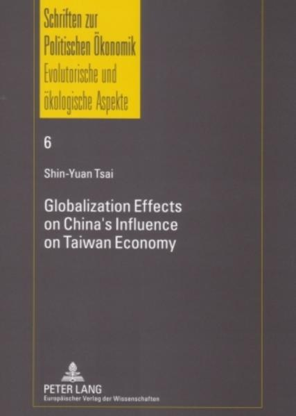 Globalization Effects on China's Influence on Taiwan Economy - Coverbild