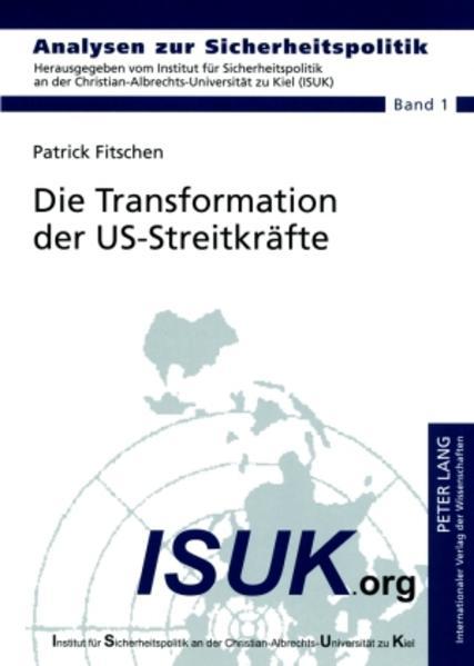 Kostenloses Epub-Buch Die Transformation der US-Streitkräfte