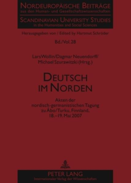 Deutsch im Norden - Coverbild