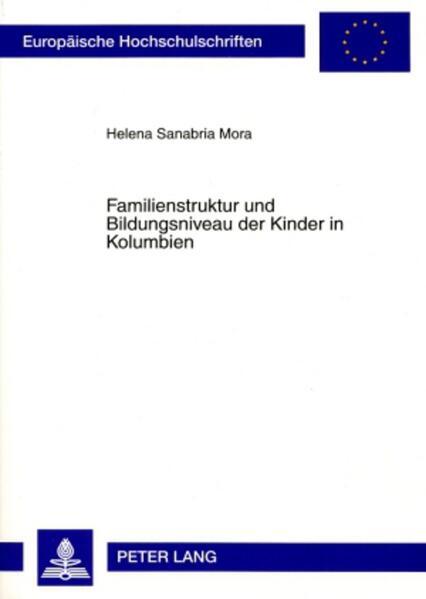 Familienstruktur und Bildungsniveau der Kinder in Kolumbien - Coverbild
