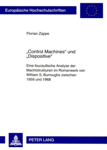 Ebooks «Control Machines» und «Dispositive» Epub Herunterladen