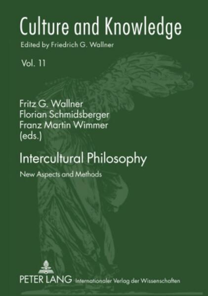 Intercultural Philosophy - Coverbild