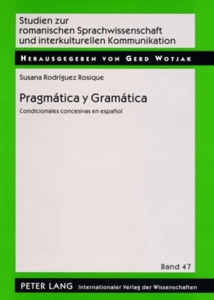 Pragmática y Gramática - Coverbild